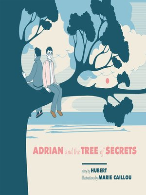 cover image of Adrian and the Tree of Secrets