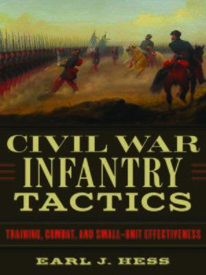 cover image of Civil War Infantry Tactics