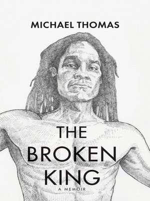 cover image of The Broken King