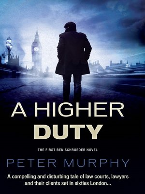 cover image of A Higher Duty