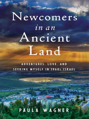 cover image of Newcomers in an Ancient Land