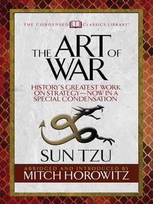 cover image of The Art of War (Condensed Classics)