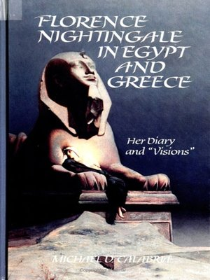 cover image of Florence Nightingale in Egypt and Greece