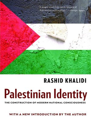 cover image of Palestinian Identity