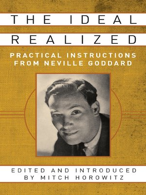 cover image of The Ideal Realized