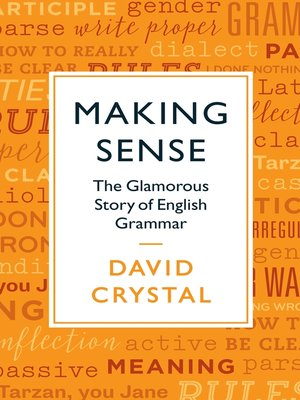cover image of Making Sense