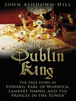 cover image of The Dublin King