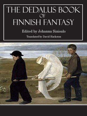 cover image of The Dedalus Book of Finnish Fantasy