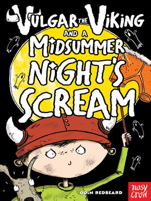 cover image of Vulgar the Viking and a Midsummer Night's Scream