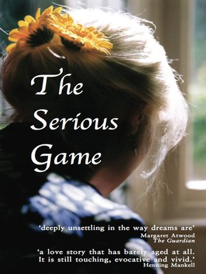 cover image of The Serious Game
