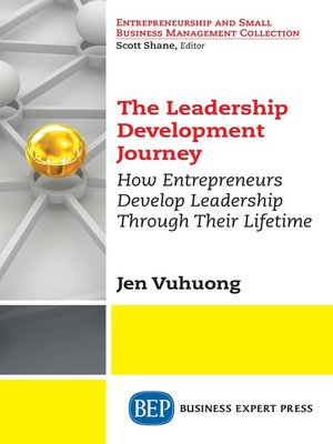 cover image of The Leadership Development Journey
