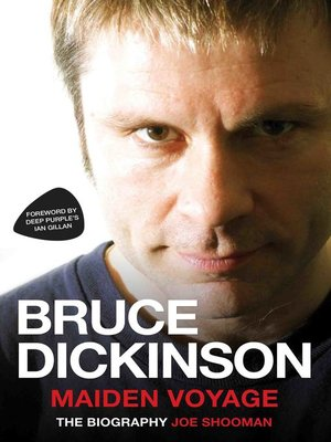 cover image of Bruce Dickinson--Maiden Voyage