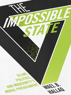 cover image of The Impossible State