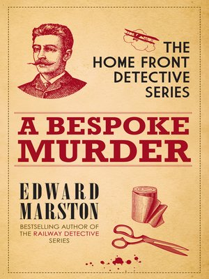 cover image of A Bespoke Murder