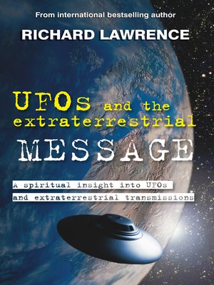 cover image of UFOs and the Extraterrestrial Message