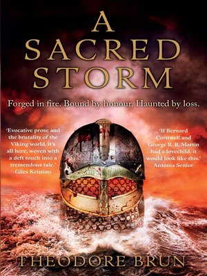cover image of A Sacred Storm