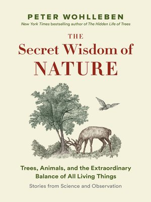 cover image of The Secret Wisdom of Nature