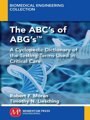 cover image of The ABC's of ABG's<sup>TM</sup>