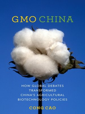 cover image of GMO China