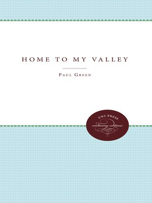 cover image of Home to My Valley