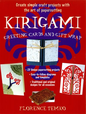 cover image of Kirigami Greeting Cards and Gift Wrap