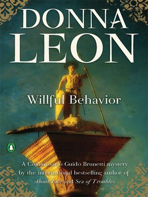 cover image of Willful Behavior