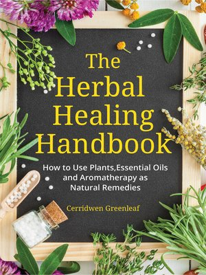 cover image of The Herbal Healing Handbook