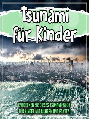 cover image of Tsunami für Kinder