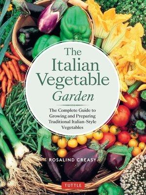 cover image of Italian Vegetable Garden