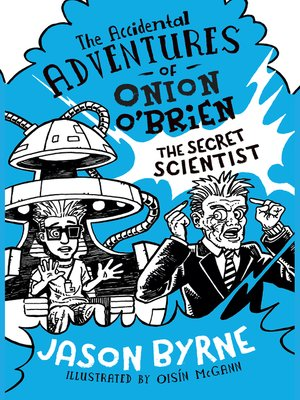 cover image of The Accidental Adventures of Onion O'Brien