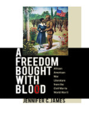 cover image of A Freedom Bought with Blood