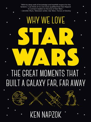 cover image of Why We Love Star Wars