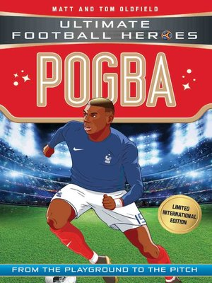 cover image of Pogba (Ultimate Football Heroes--Limited International Edition)