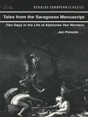 cover image of Tales from the Saragossa Manuscript