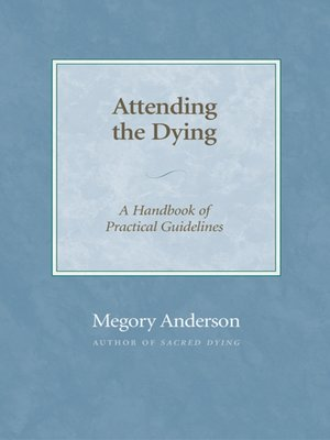 cover image of Attending the Dying