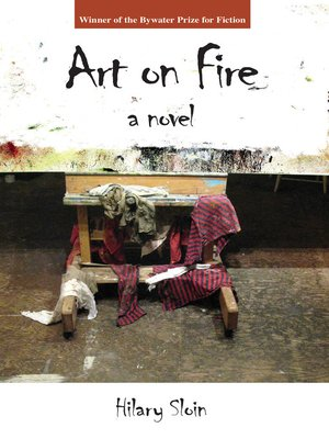 cover image of Art on Fire
