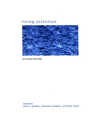 cover image of Living Attention