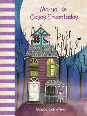 cover image of Manual de casas encantadas (Haunted Houses Handbook)