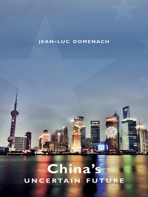 cover image of China's Uncertain Future