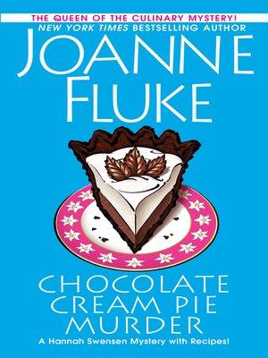 cover image of Chocolate Cream Pie Murder