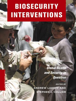 cover image of Biosecurity Interventions