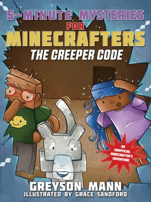 cover image of The Creeper Code