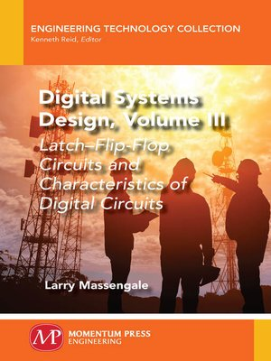 cover image of Digital Systems Design, Volume III