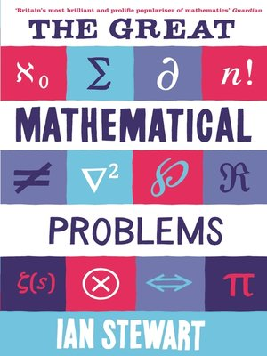 cover image of The Great Mathematical Problems