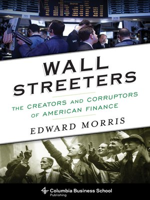 cover image of Wall Streeters