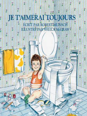 cover image of Je t'aimerai toujours