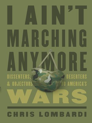 cover image of I Ain't Marching Anymore