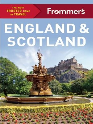 cover image of Frommer's England and Scotland