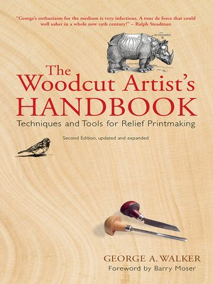 cover image of The Woodcut Artist's Handbook