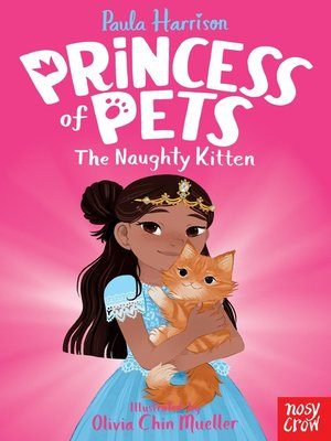 cover image of The Naughty Kitten